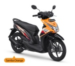Harga BeAT CW