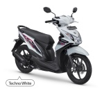 Motor Honda beat terbaru