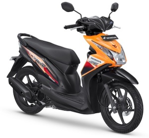 jual motor honda beat yogyakarta