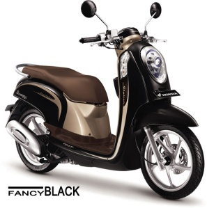 honda-scoopy-fi-stylish-fancy-black